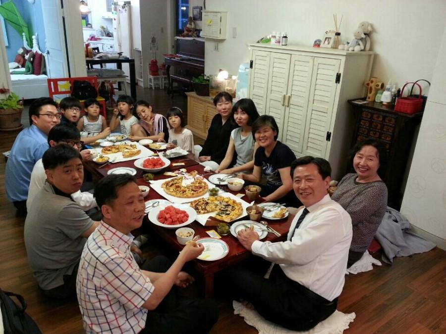 예수사랑교회 / 속회